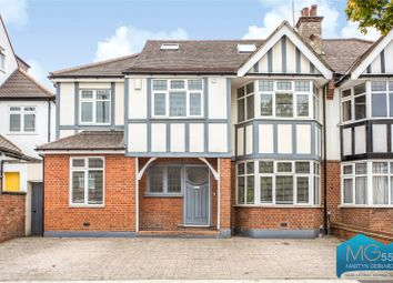 Creighton Avenue, East Finchley, London N2. 5 bed semi-detached house