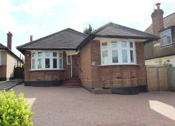 Thumbnail 3 bed detached bungalow for sale in Felstead Road, Orpington, Kent