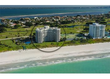 Thumbnail 4 bed town house for sale in 775 Longboat Club Rd 501, Longboat Key, Fl, 34228