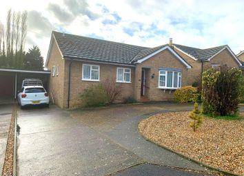 Thumbnail 4 bed detached bungalow for sale in Lawn Lane, Sutton, Ely