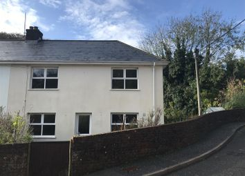 Thumbnail 3 bed semi-detached house for sale in Grosvenor Place, St Austell, St. Austell