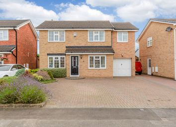 Thumbnail 4 bed detached house for sale in Wardell Close, Yarm, County Durham