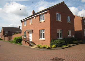 Thumbnail 3 bedroom detached house for sale in Wryneck Walk, Bannerbrook Park, Coventry