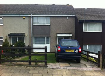 Thumbnail 2 bed terraced house to rent in Farrington Drive, Holmewood, Bradford