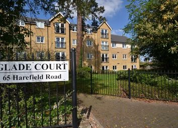 Thumbnail 2 bed flat to rent in Glade Court, Harefield Road