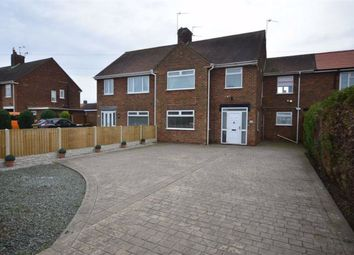 Thumbnail 4 bed terraced house for sale in Woodland Avenue, Goole