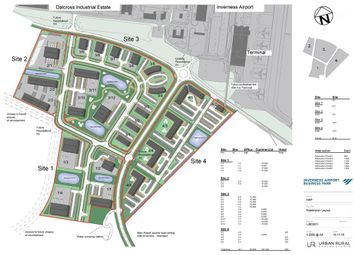 Thumbnail Land for sale in Development Land, Inverness Airport Business Park, Dalcross, Inverness