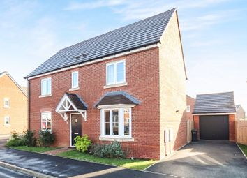 Thumbnail 4 bed detached house for sale in St. Peters Field, Whitestone, Hereford