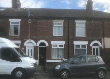Thumbnail 2 bed terraced house for sale in Nelson Street, Norwich, Norfolk