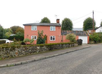 Thumbnail 2 bed cottage for sale in Church Walk, Wetherden, Stowmarket