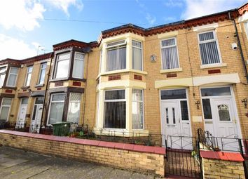Thumbnail 4 bed terraced house for sale in Hood Street, Wallasey, Merseyside