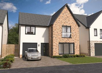 """Thumbnail 4 bed detached house for sale in """"Hutton Garden Room"""" at Low Coniscliffe, Darlington"""
