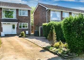 Thumbnail 3 bed town house for sale in Avon Drive, Congleton