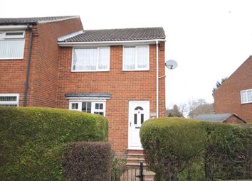 Thumbnail 3 bed end terrace house for sale in Priest Close, Hunmanby