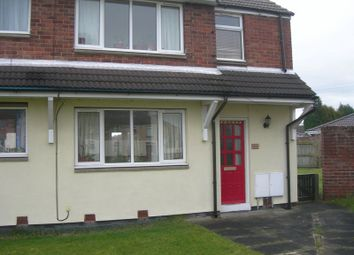 Thumbnail 2 bed semi-detached house to rent in North Street, Byers Green, Spennymoor