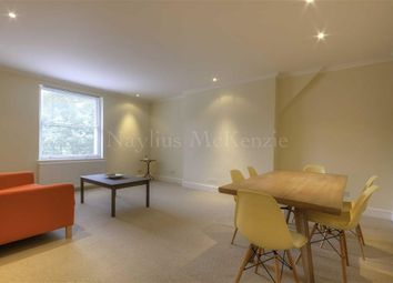 Thumbnail 2 bed flat to rent in Haverstock Hilll, Belsize Park, London