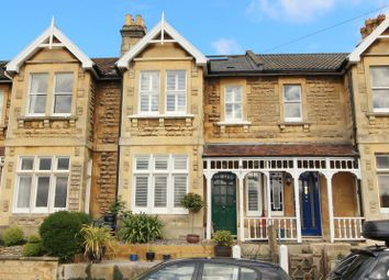Thumbnail 3 bed terraced house for sale in Kensington Gardens, Bath