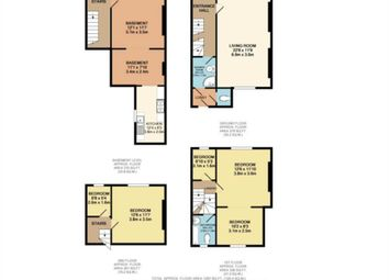 Thumbnail 5 bed end terrace house for sale in Trinity Square, Margate