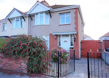 Thumbnail 3 bed semi-detached house for sale in Elwy Drive, Rhyl