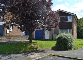 Thumbnail 3 bed detached house for sale in Terry Close, Lichfield, Staffordshire