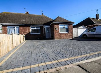 Thumbnail 3 bed semi-detached bungalow for sale in Seafields Road, Clacton-On-Sea