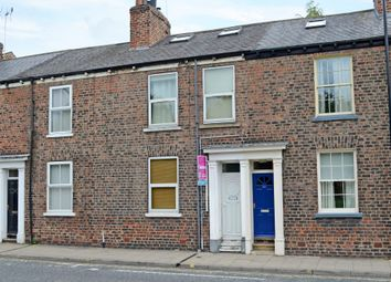 Thumbnail 5 bed terraced house for sale in Bishopgate Street, York
