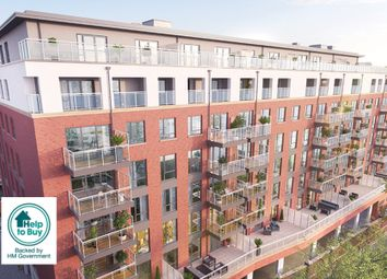 Thumbnail 1 bed flat for sale in Waterside Quarter, Crown Lane, Maidenhead
