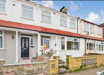 Thumbnail 4 bedroom terraced house for sale in Roman Road, East Ham, London