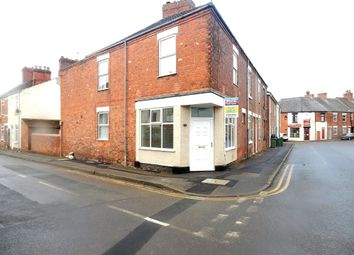 Thumbnail 3 bed terraced house for sale in Gladstone Street, Worksop