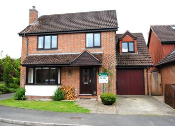 Thumbnail 4 bedroom detached house for sale in Church View, Hartley Wintney, Hook