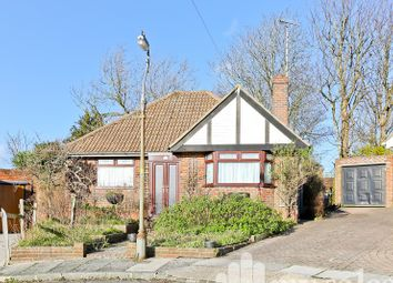 Thumbnail 2 bedroom bungalow for sale in Sunnydale Close, Brighton, East Sussex.