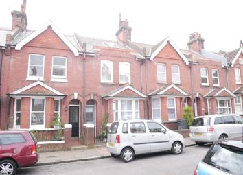Thumbnail 3 bed terraced house for sale in Greys Road, Old Town, Eastbourne, East Sussex