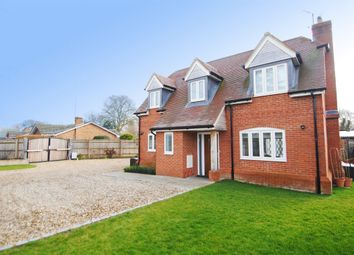 Thumbnail 3 bed detached house for sale in Wallingford Road, Cholsey, Wallingford