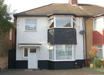 Thumbnail 4 bed terraced house to rent in Richmond Gardens, Hendon