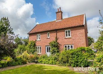 Thumbnail 4 bed detached house for sale in Thwaite Common, Erpingham, Norwich