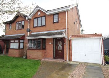 Thumbnail 3 bed semi-detached house to rent in The Croft, Hull