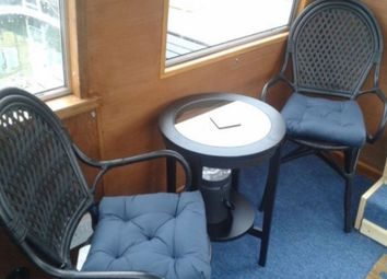 Thumbnail 1 bed houseboat to rent in Enterprise, Rope Street, London
