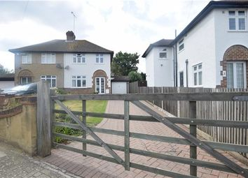 Thumbnail 3 bedroom semi-detached house for sale in Brookmead Close, Orpington, Kent