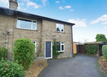 Thumbnail 3 bed semi-detached house for sale in Endon Avenue, Bollington, Macclesfield, Cheshire