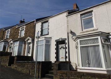Thumbnail 4 bed terraced house to rent in Watkin Street, Mount Pleasant, Swansea