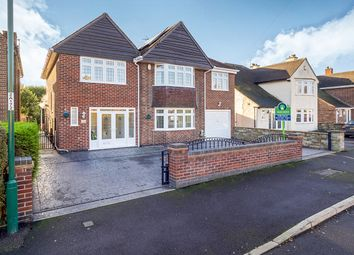 Thumbnail 5 bed detached house for sale in Aspley Park Drive, Aspley, Nottingham