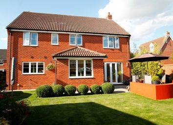 Thumbnail 4 bedroom detached house for sale in Bull Drive, Kesgrave, Ipswich