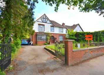 Thumbnail 4 bed detached house for sale in Beechcroft, Church Road, Reading, Berkshire