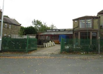 Thumbnail Commercial property for sale in Necropolis Road, Lidget Green, Bradford