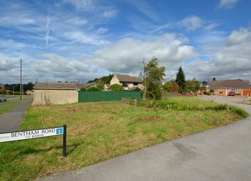 Thumbnail 1 bedroom land for sale in Bentham Road, Newbold, Chesterfield