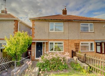 Thumbnail 2 bed semi-detached house for sale in Crestway, Chatham