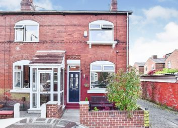 Thumbnail 2 bed end terrace house for sale in Dudley Road, Sale, Greater Manchester