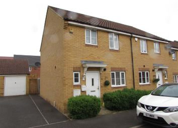 Thumbnail 3 bed end terrace house for sale in Peppercorn Way, Dunstable