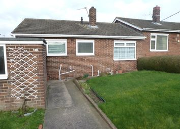 Thumbnail 2 bed semi-detached bungalow to rent in Hyman Walk, South Elmsall, Pontefract