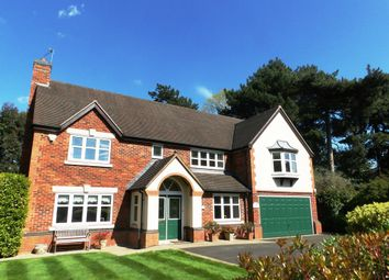 Thumbnail 4 bed detached house for sale in Vyner Road South, Prenton